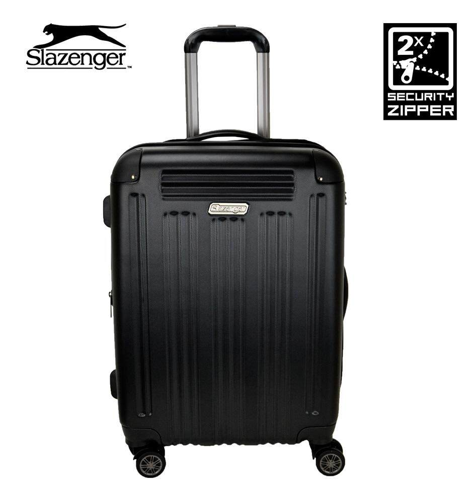 d7ad75c7b6 Slazenger SZ2543 30-inch ABS Expandable Hardcase Luggage with Security  Zipper