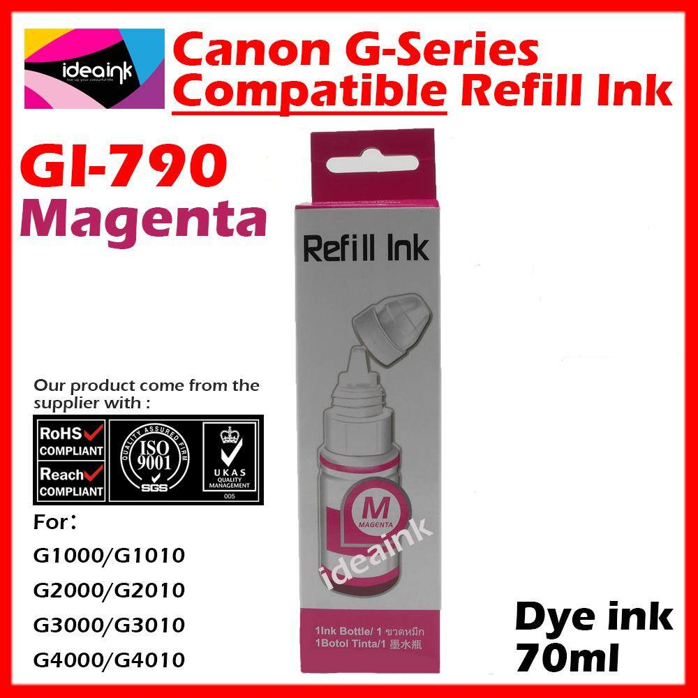 Sell 790 Gi Cheapest Best Quality My Store Print Head Canon G1000 G2000 G3000 Color Original Myr 15