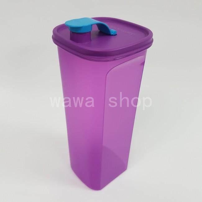 Tupperware Purple Fridge water Bottle 2L ( Set of 1 )
