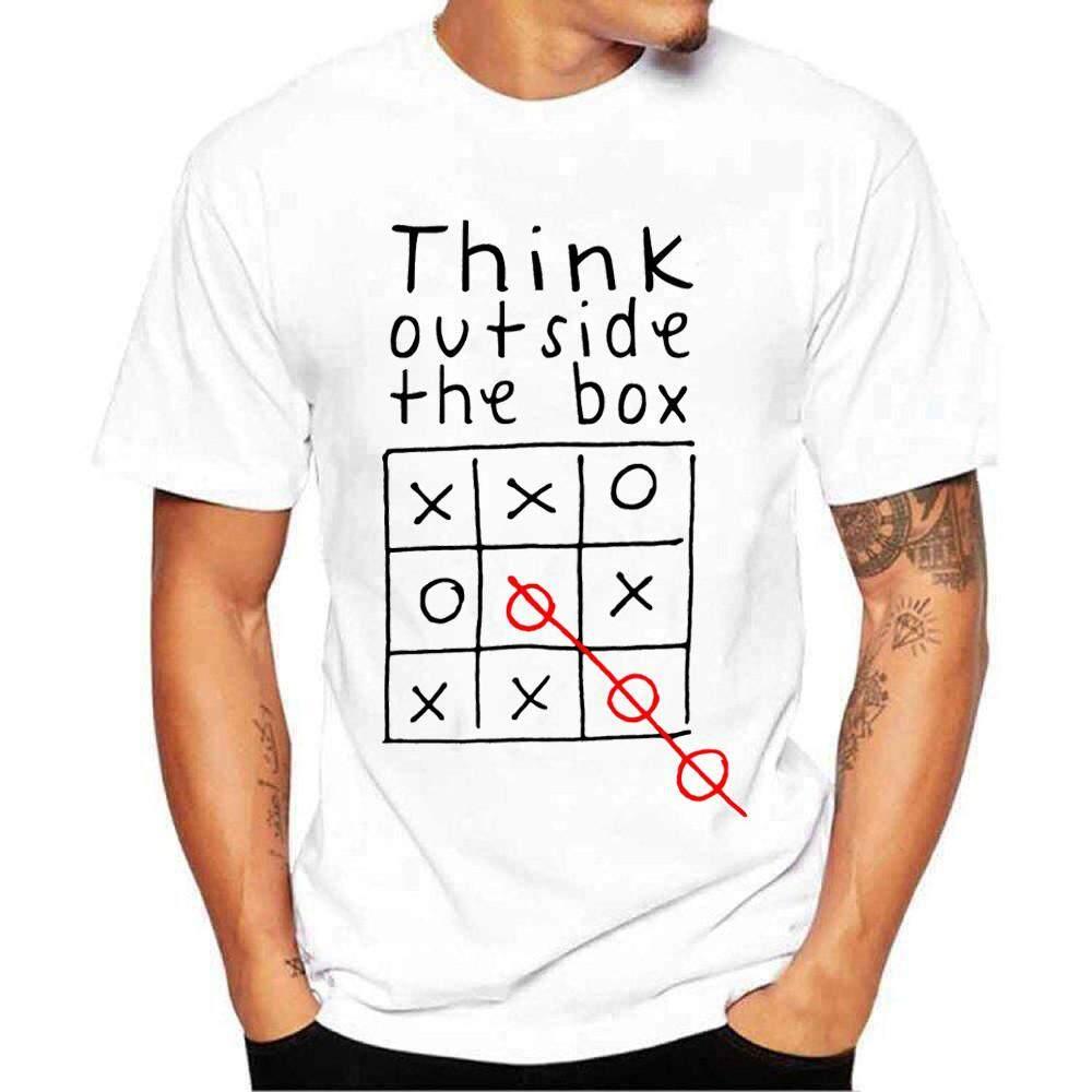 fd5a0a7a2fc1 nagostore Men Printing Tees Shirt Short Sleeve T Shirt Blouse