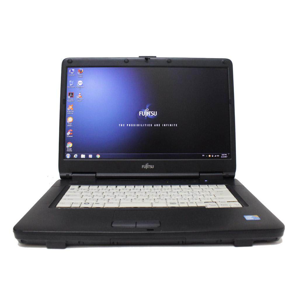 Fujitsu Lifebook A550/A i3 Laptop (Refurbished) Malaysia