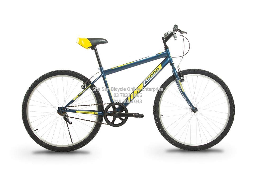 Mountain Bikes For The Best Price At Lazada Malaysia Frame Mosso 669 Xc Pro 0 Sst 26er Mtb Asogo Adult Single Speed Basikal Bicycle Factory