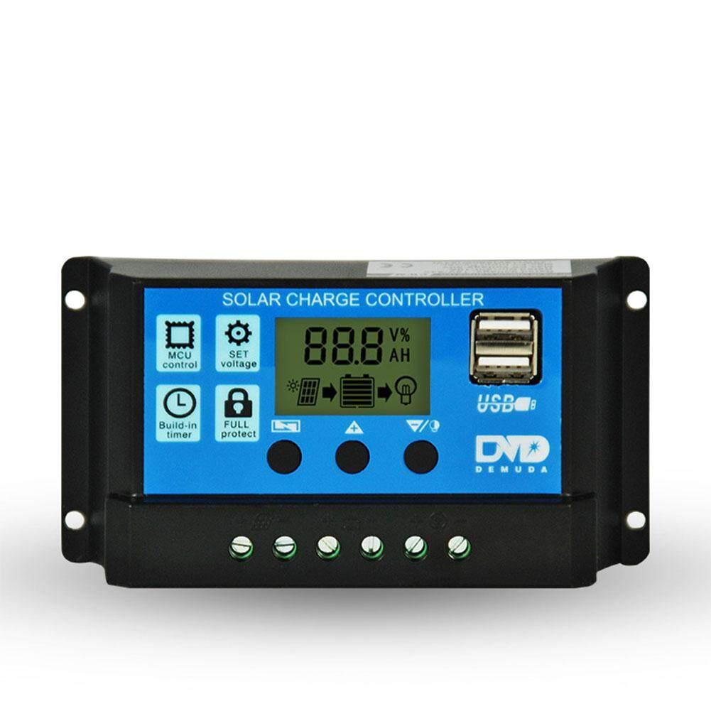 SYD# 30A Solar Controller 12V24V LED Charge Controller Intelligent Lighting Street Lamp Controller