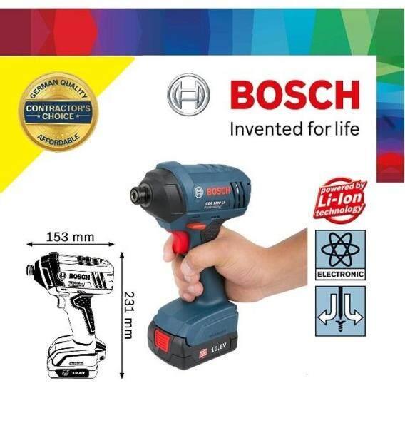Bosch GDR 10.8V Cordless Hex Impact Driver, Impact Driver