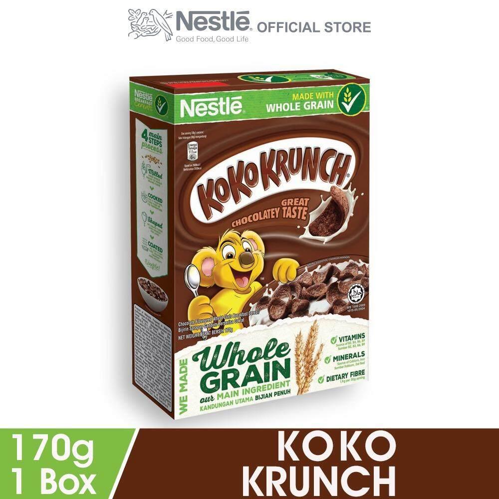 Nestlé Koko Krunch Céréales 170g Par Nestle Flagship Store.