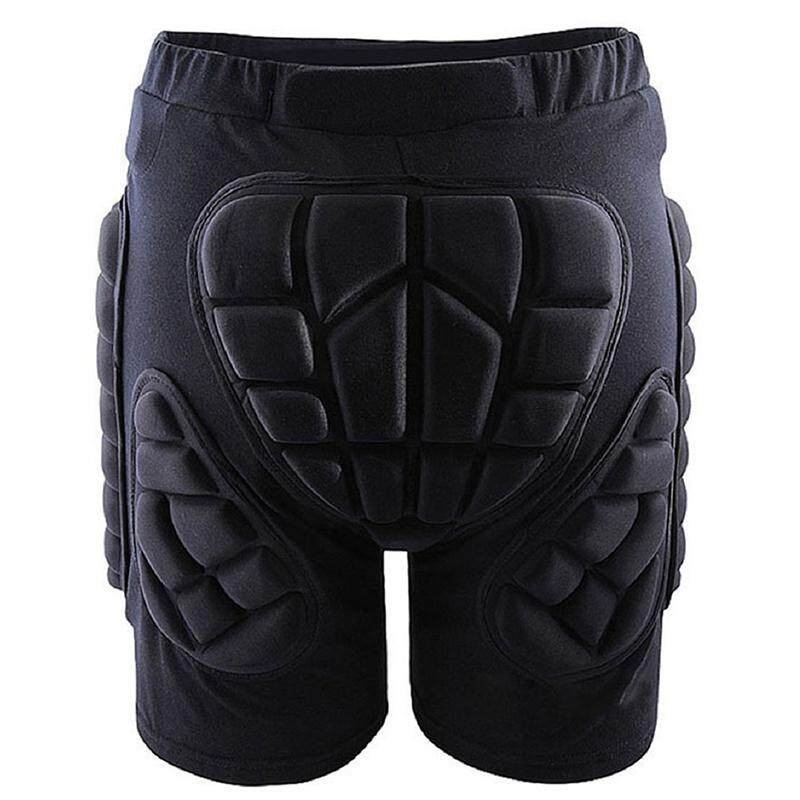 Outdoor Gear Hip Protective Shorts Skate Skating Snowboard Pants, Black L By Greatbuy666.