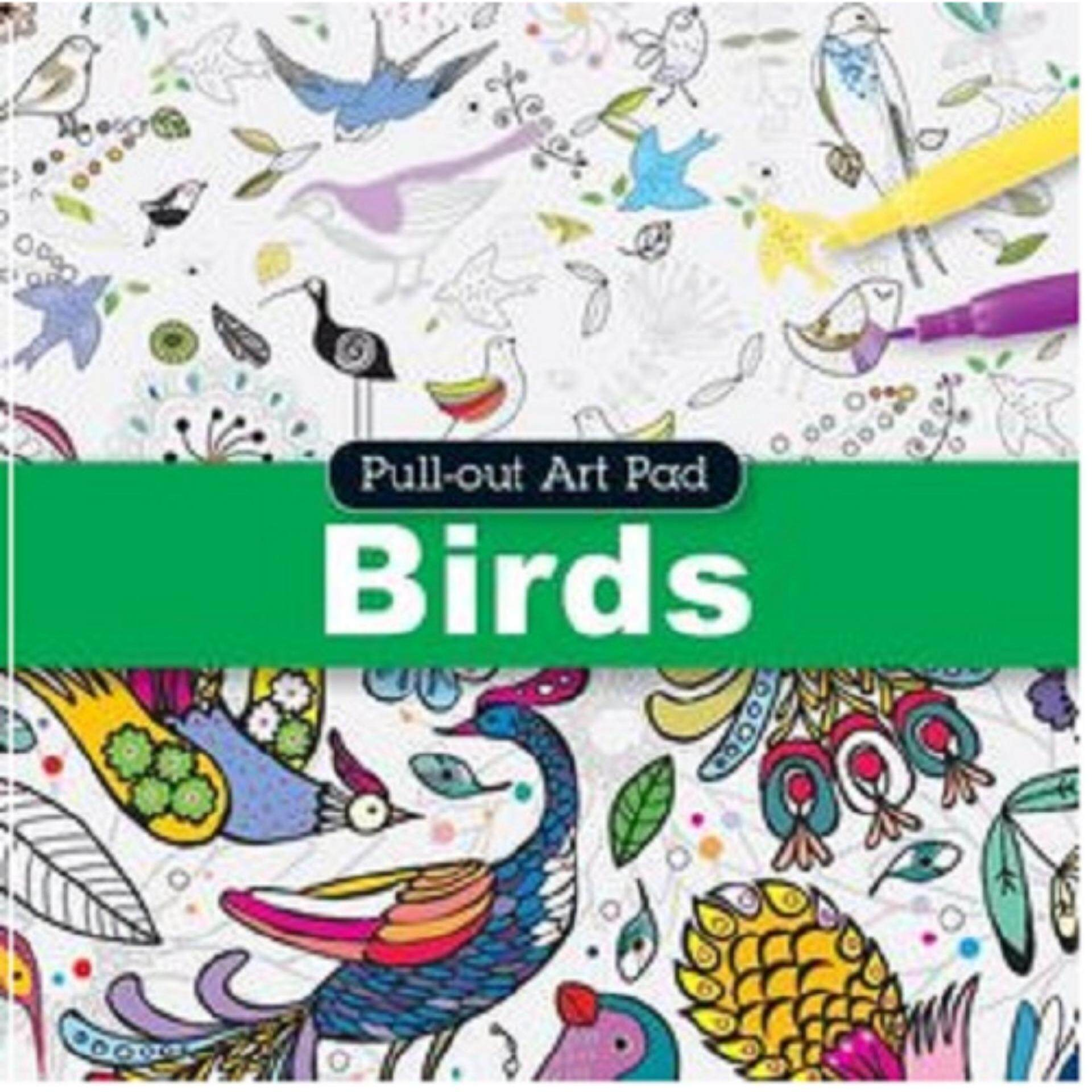 Art Books & Coloring Books for the Best Prices in Malaysia