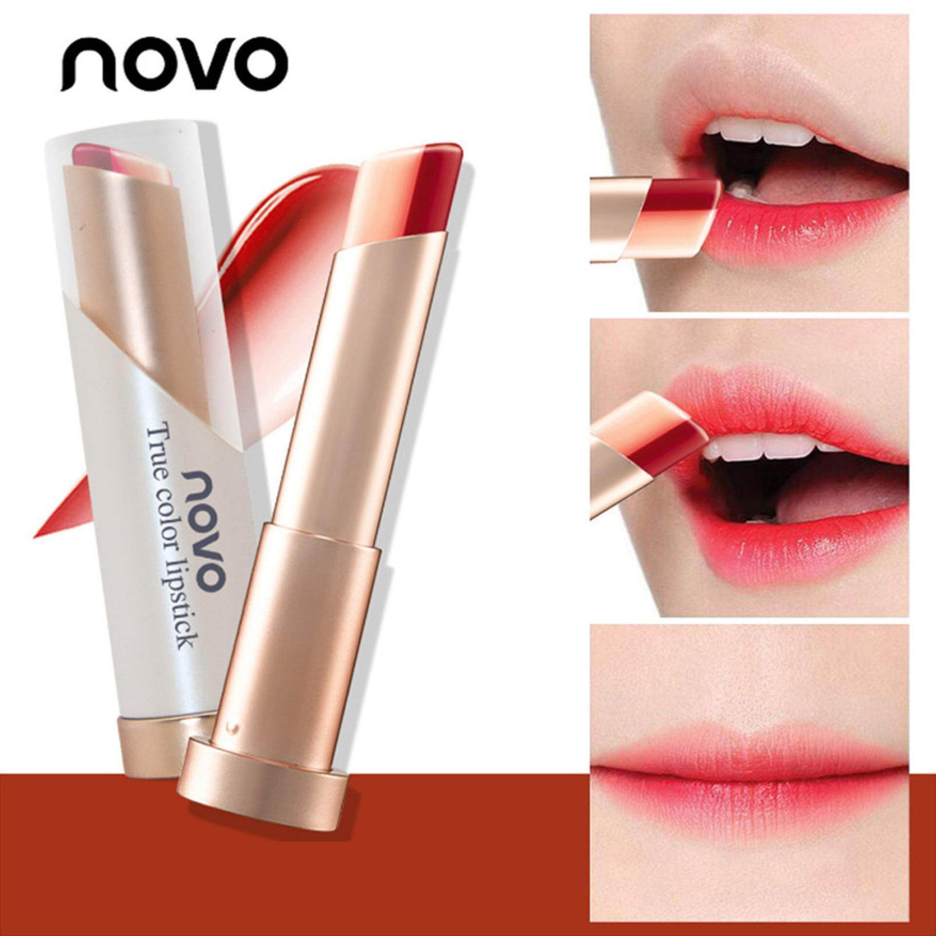 Best Lipsticks For The Prices In Malaysia Lip Glos Nyx Matte Mee  12pcs Novo Natural Health Honey Nourishing Moisturizing Double Color Korean Style Lipstick 38g 5160