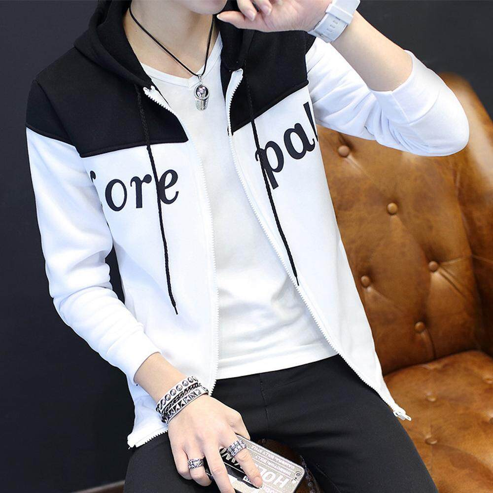 Mens Sweaters Cardigans Buy At Best Champion Black Full Zip Hooded Jacket Hitam S Price In Malaysia