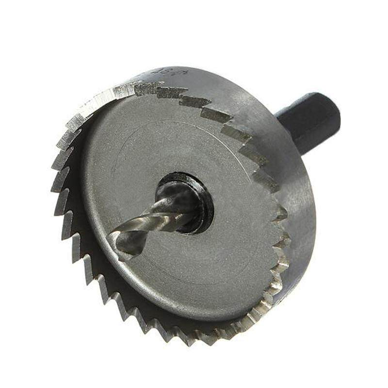 Hole Saw Tooth HSS Steel Hole Saw Drill Bit Cutter Tool for Metal Wood Alloy 48mm