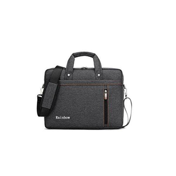 Laptop Case,SNOW WI- 12-13.3 Inch Fashion Durable Multi-functional waterproof Laptop Shoulder Bag Briefcase Case for MacBook Air ,MacBook Pro,Acer,Asus,Dell,Lenovo,HP,Samsung,Sony,Toshiba(black) Malaysia