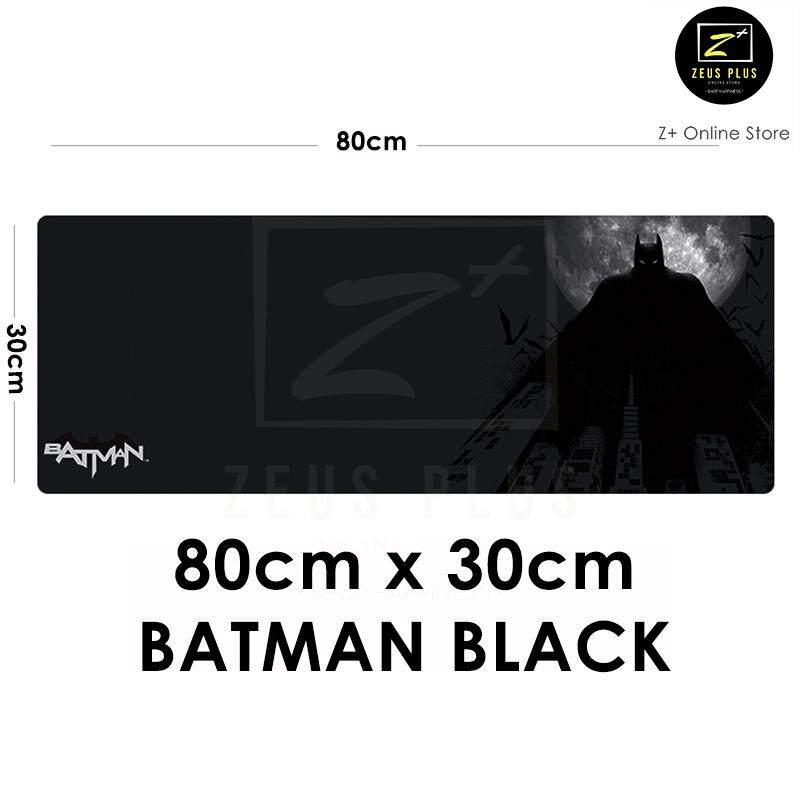 Z PLUS [80cm x 30cm] Large Gaming Thickened Desktop Keyboard Mouse Pad (Batman) Malaysia