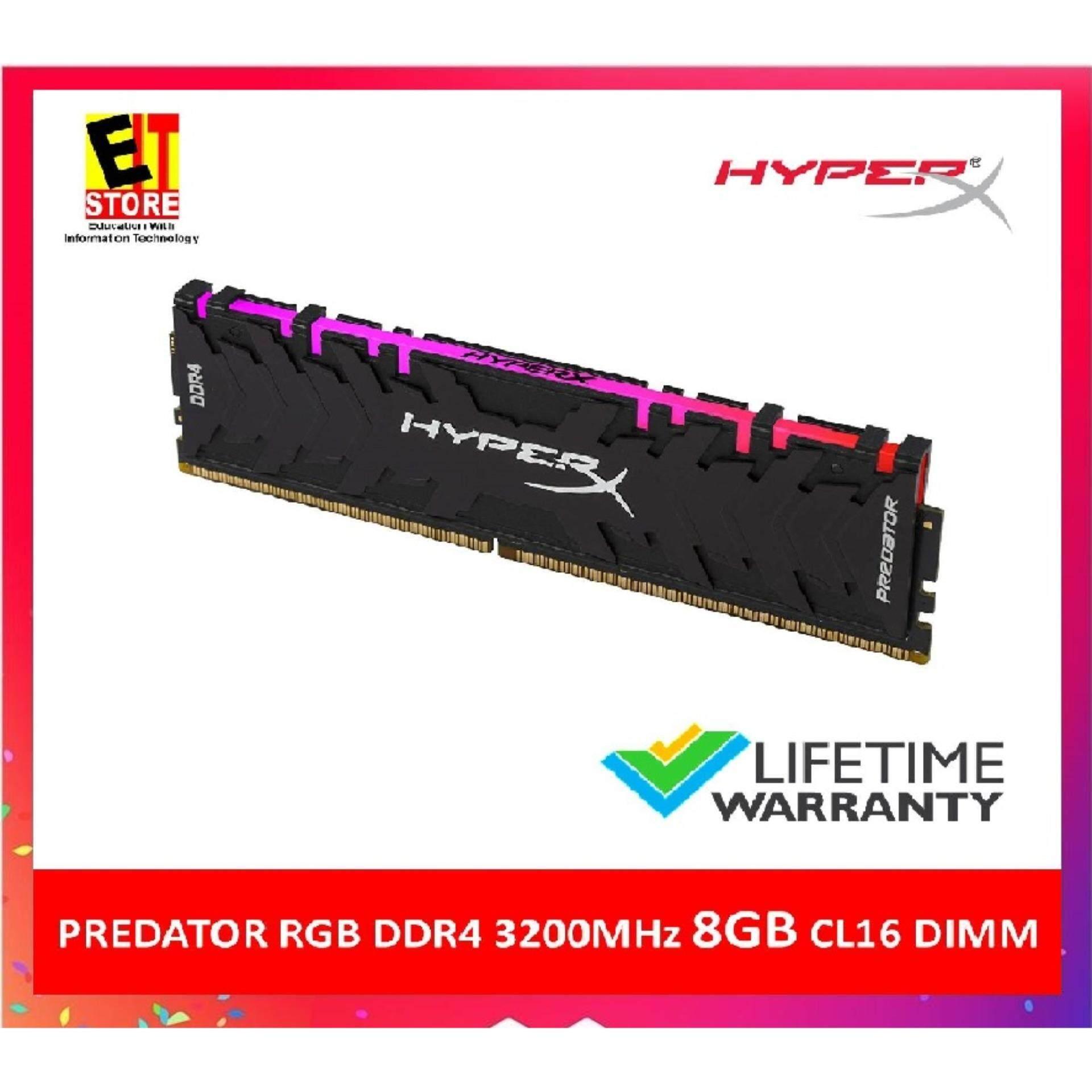 Computer Laptop Ram With Best Online Price In Malaysia Ddr2 1gb Pc 6400 Dan 5300 Hyperx Predator Rgb 8gb Ddr4 3200mhz Gaming 1g X 64 Bit Cl16 288 Pin