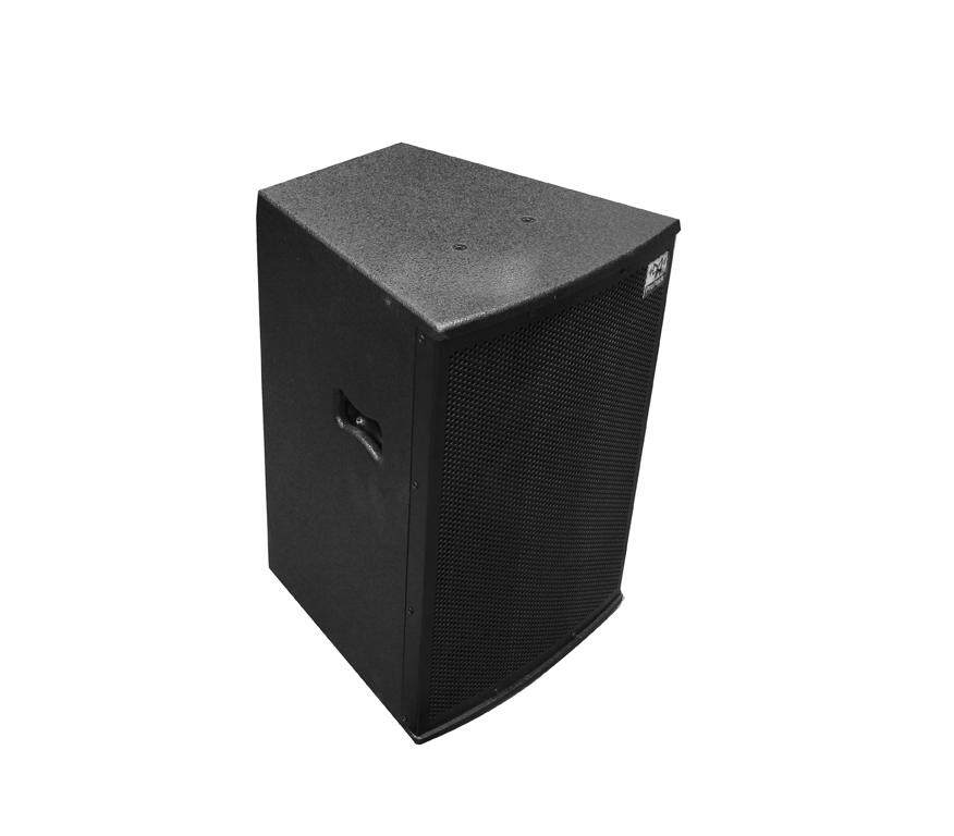 """ProRock PR-101IYS PA Speaker System Professional 2-way Loudspeaker with 10  inch Woofer and 1"""" High Frequency Horn Drive for Indoor Outdoor Live Show"""