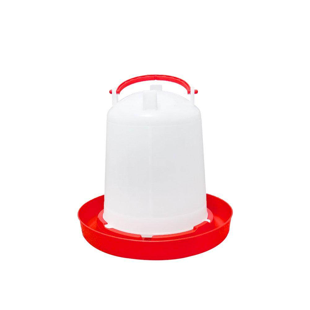 With Handle Drinking Equipment Chicken Waterer Pp Detachable Feeder Bucket By Sunrise21.