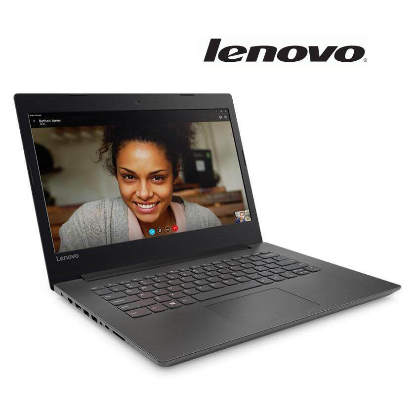 Lenovo IdeaPad 320-14AST 80XU004PMJ Laptop (AMD A6-9220/4GB/500GB/AMD R4 Graphics/14HD/W10) Black Malaysia