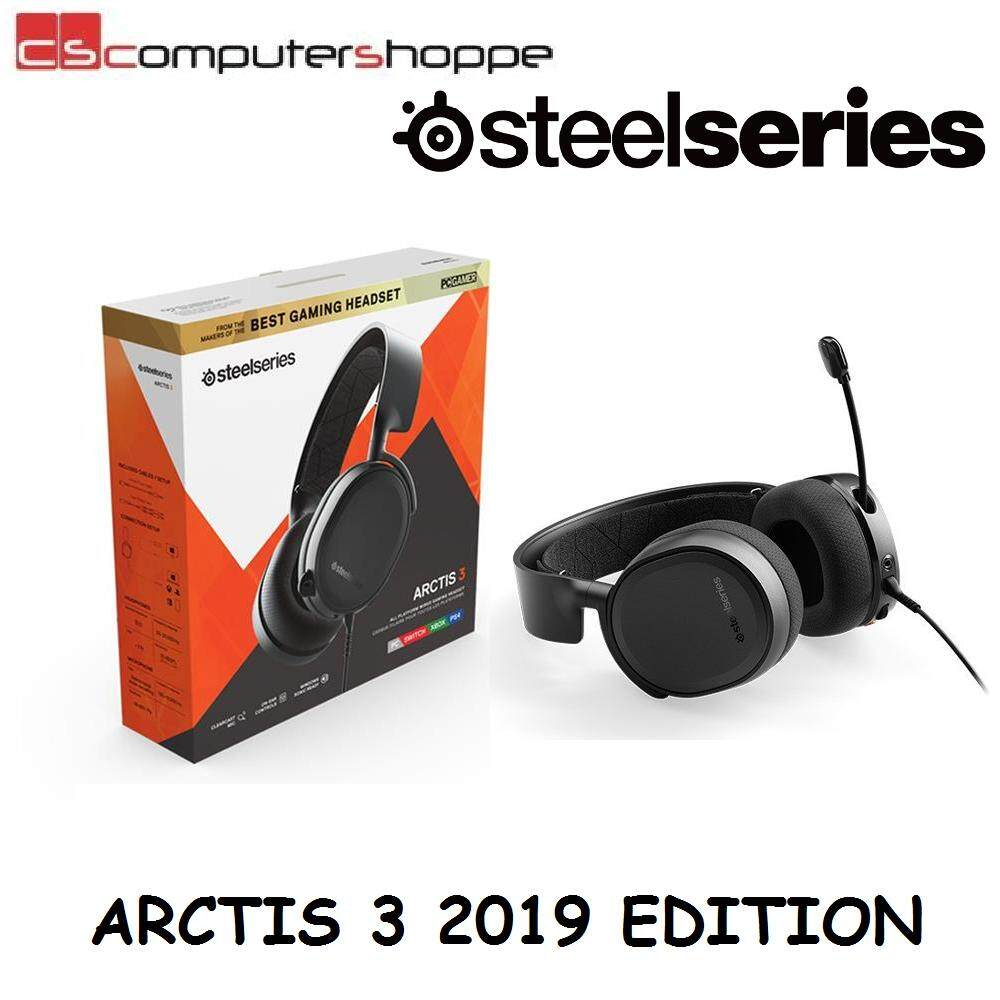Gaming Headsets Buy At Best Price In Malaysia Nubwo Headshet Stereo No040 Steelseries Arctis 3 71 Surround Headset Black