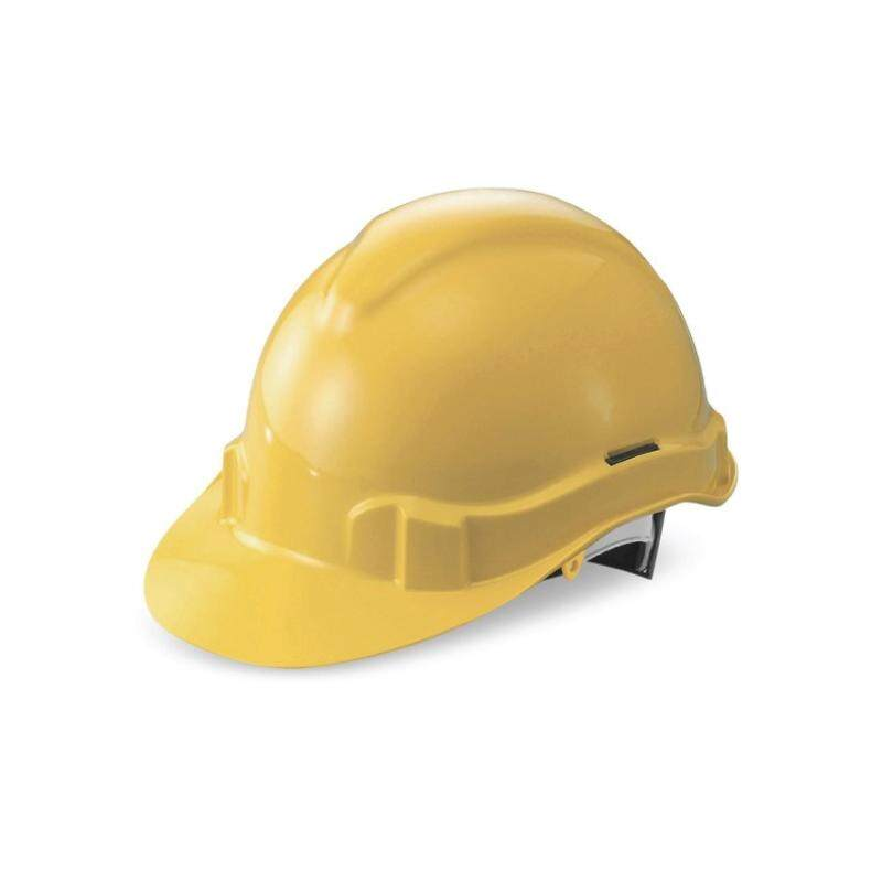PICASAF SAFETY HELMET WITH SIRIM CERTIFIED (WHITE & YELLOW)