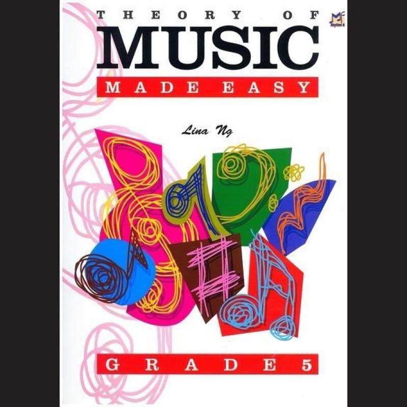 Theory Of Music Made Easy Grade 5 by Lina Ng Malaysia