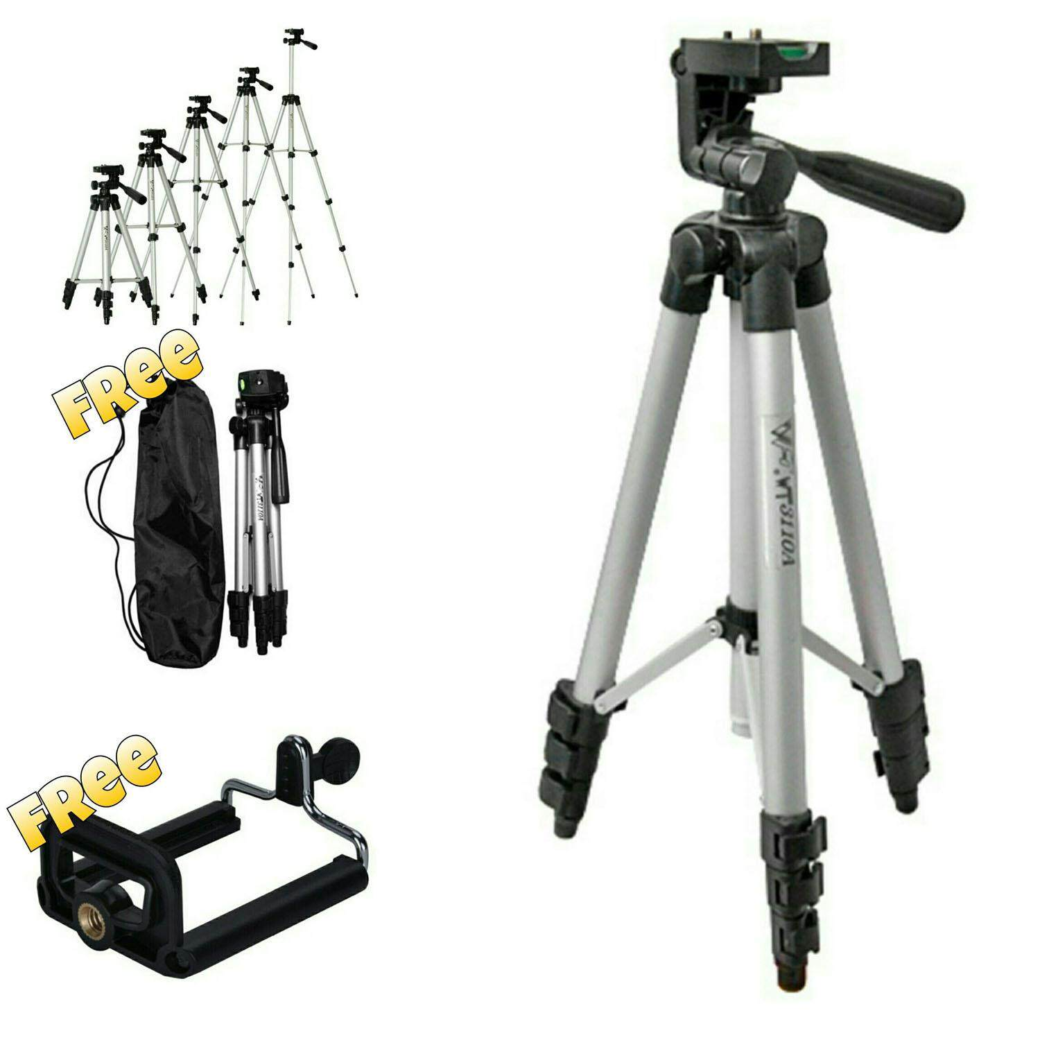 Tripods For The Best Price In Malaysia Excell Hero 200 Light Stand Ready Stock Tgadget Weifeng Wt 3110a Compact Lightweight Aluminum Flexible Tripod Free Mobile