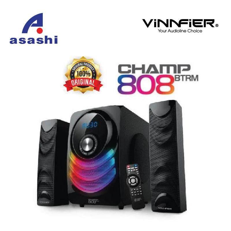 Vinnfier CHAMP808 BTRM Bluetooth Speaker Malaysia