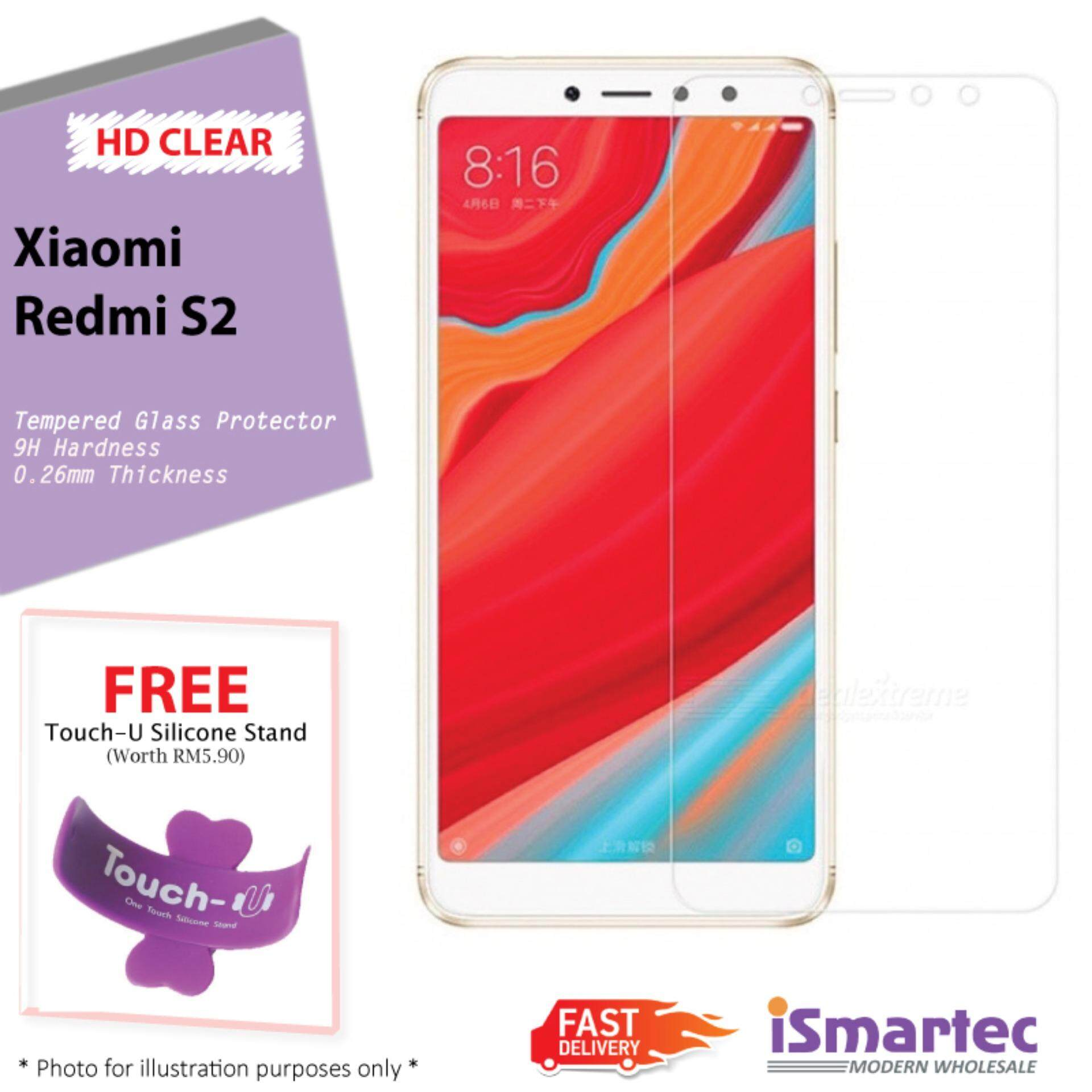 Buy Xiaomi Malaysia Products At The Best Prices On Lazada Smile Tempered Glass Redmi4x Clear Hd For Redmi S2 Free Touch U