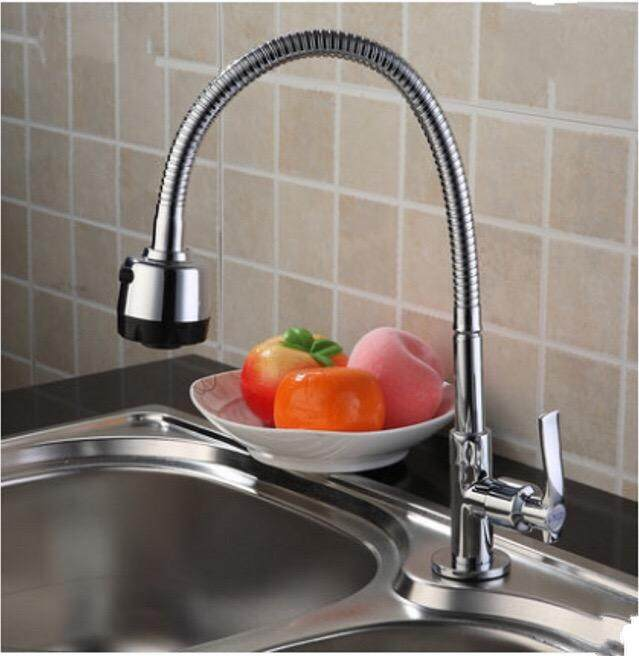 Kitchen Faucet Flexible Basin Sink Tap