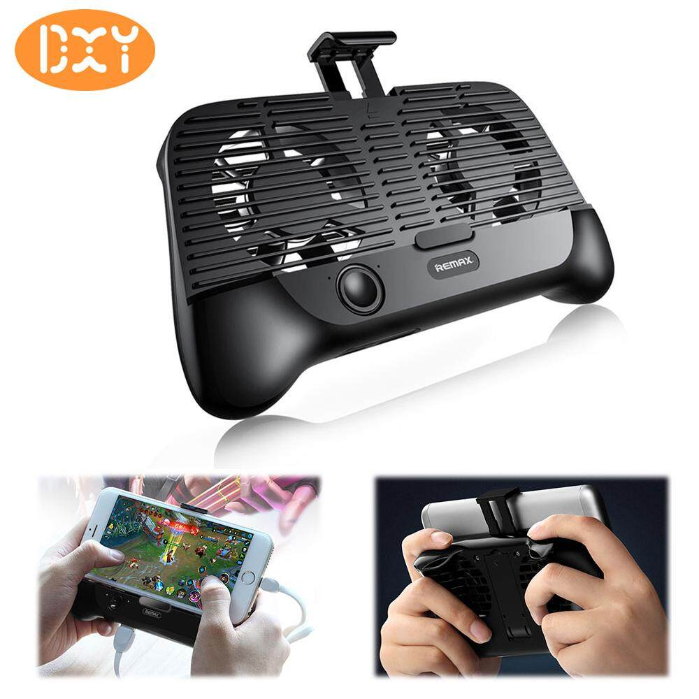 DXY Mobile Phone Cooling Fan Cooler Radiator Clip Mount Holder Gamepad Handle Malaysia