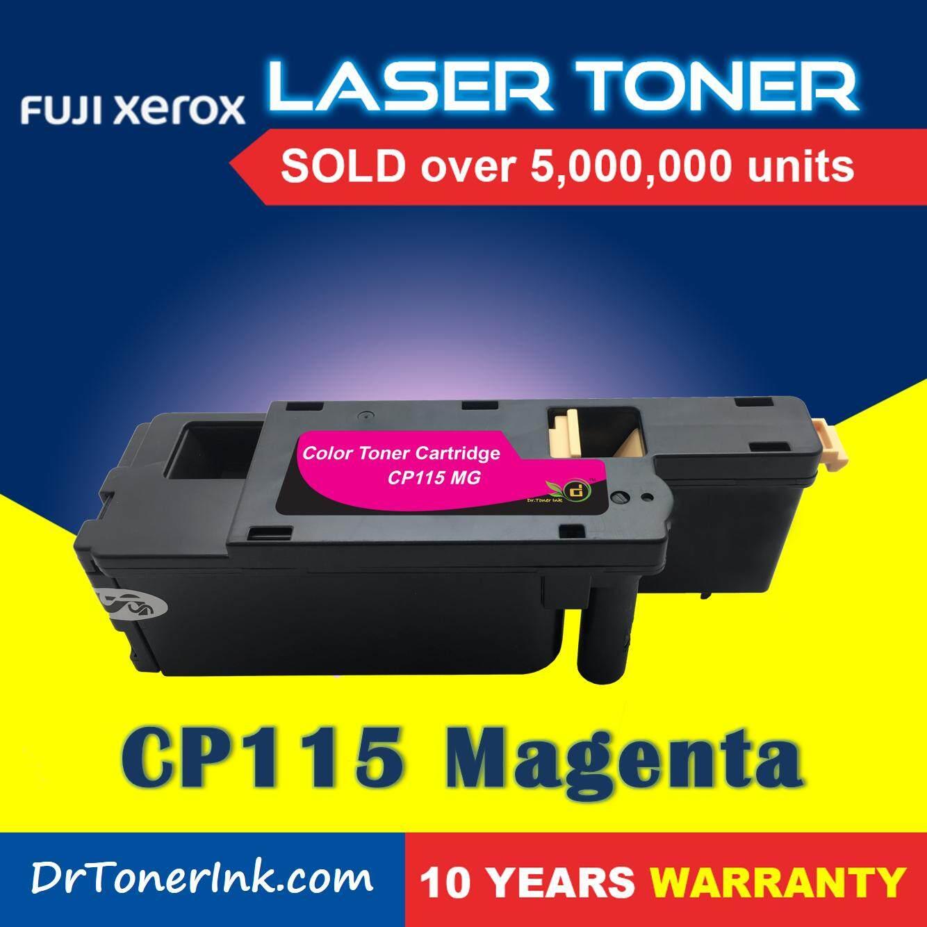Compatible Toner DrToner Fuji Xerox - CP115-M (Color/Magenta) - DocuPrint