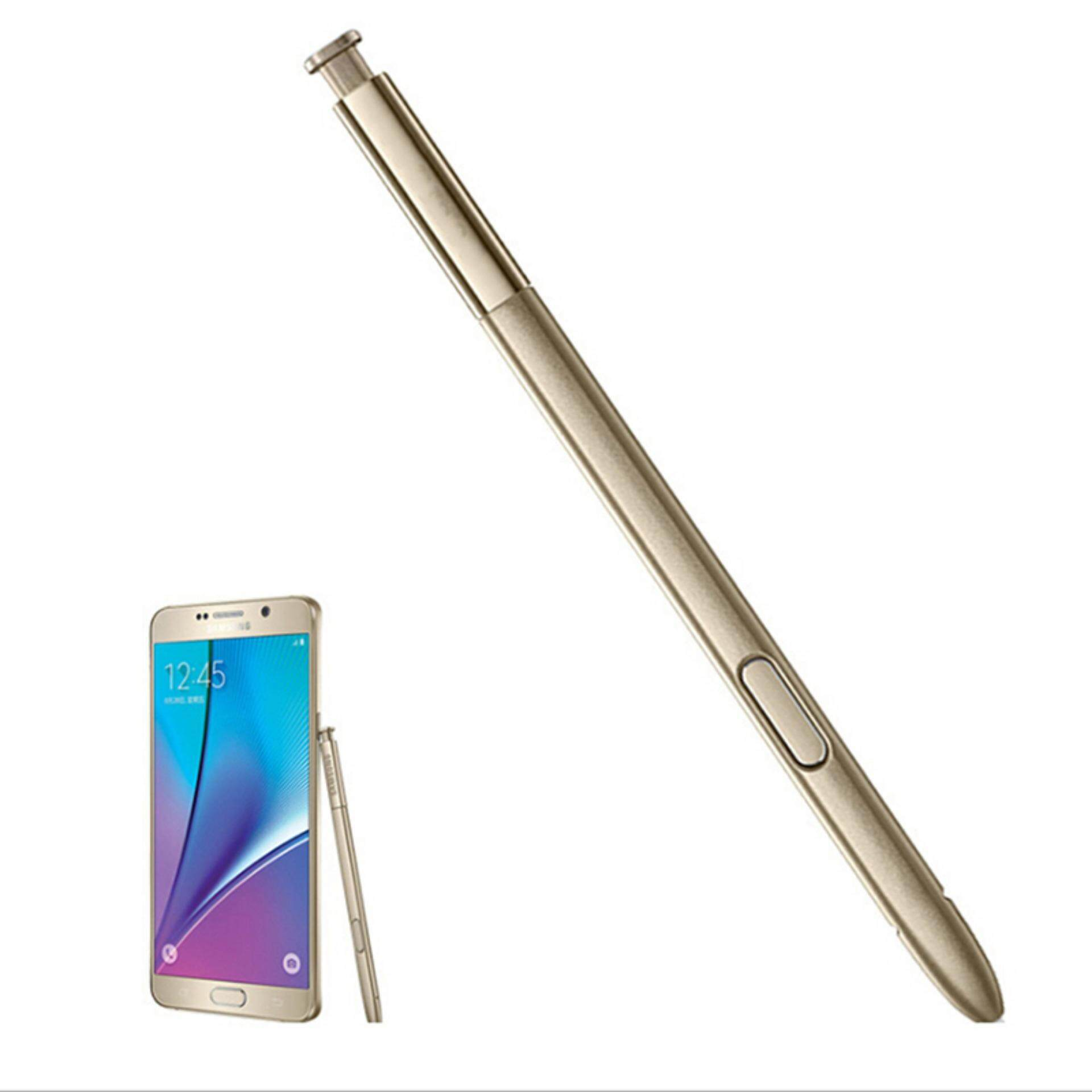 Replacement Stylus S Pen For Samsung Galaxy Note 5 At&t Verizon Sprint T-Mobile Portable Gold By Magical House.