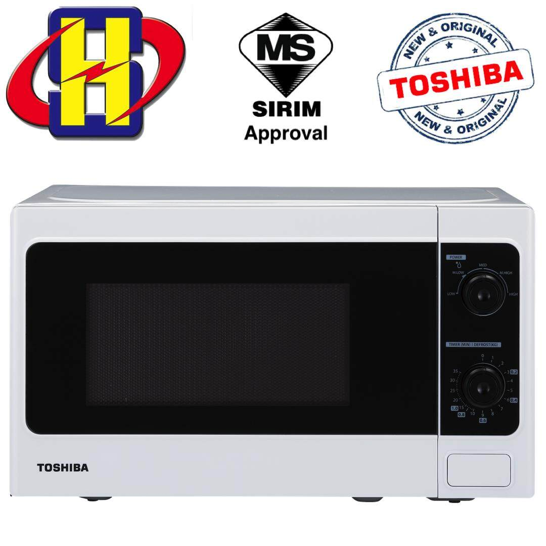 Toshiba ER-SM20(W)MY 20L Simple Series Microwave Oven