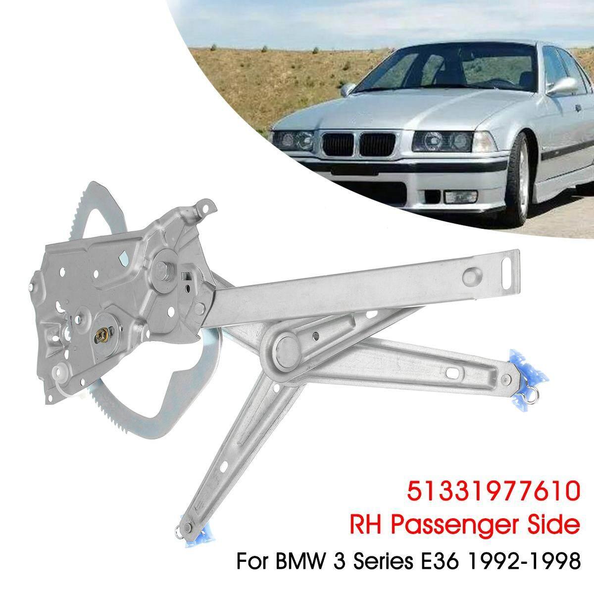 Front Power Window Regulator Passenger Side Right Rh New For Bmw 3 Series E36