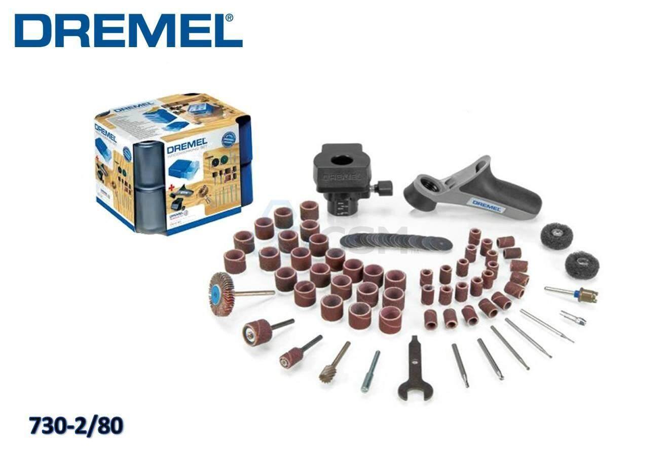 Dremel 730-2/80 Wood Working Set 26150730JA