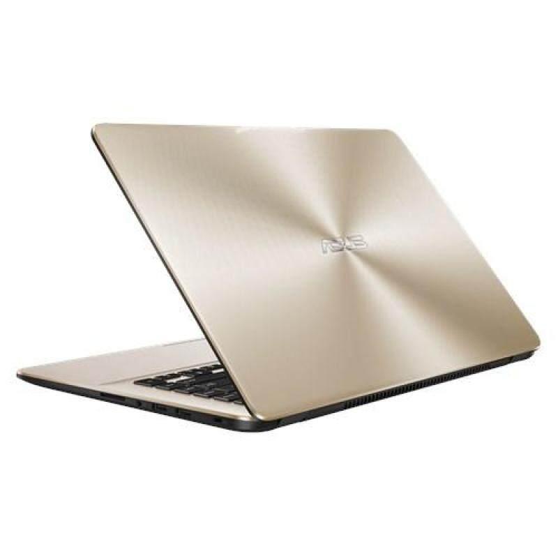 Asus VivoBook X505B-PBR165T (A9-9425 (3.1 GHz), 4GB D4 OB (1 RAM Slot, Max: 8GB), 1TB, AMD Radeon R5 M420 (2GB DDR3) 15.6 HD AG, Win 10, Gold) Malaysia