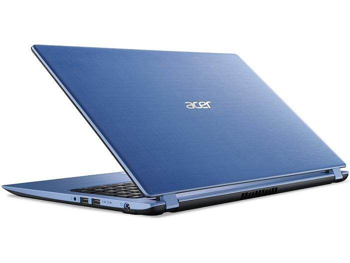 Acer Aspire 3 A311-31-C1VB/C9TW Laptop (Celeron N4000/4GB D4/500GB/Intel Graphics/11.6HD/W10) Blue/Black Malaysia