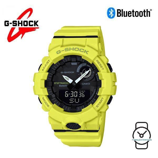 (OFFICIAL MALAYSIA WARRANTY) Casio G-SHOCK GBA-800-9ADR G-