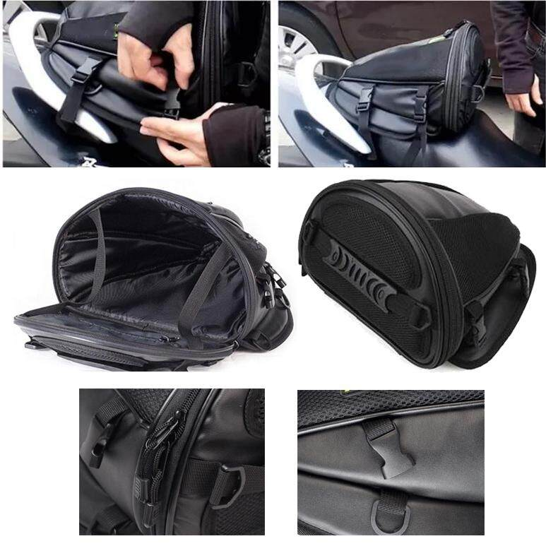 26d8abc00241 Bike Motorcycle Tank Bag Tribe Travel Storage Riding Backpack Tail Luggage