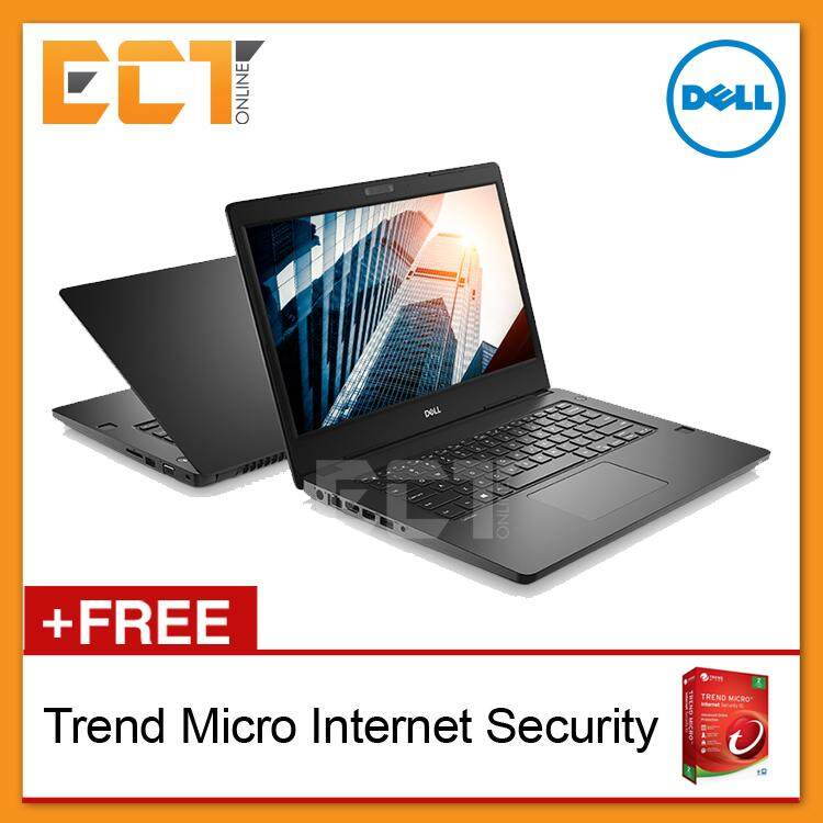 Dell Latitude 3480 Business Class Notebook (i3-7100U 2.40Ghz,500GB,4GB,14,W10P) - 3 Years Warranty Malaysia
