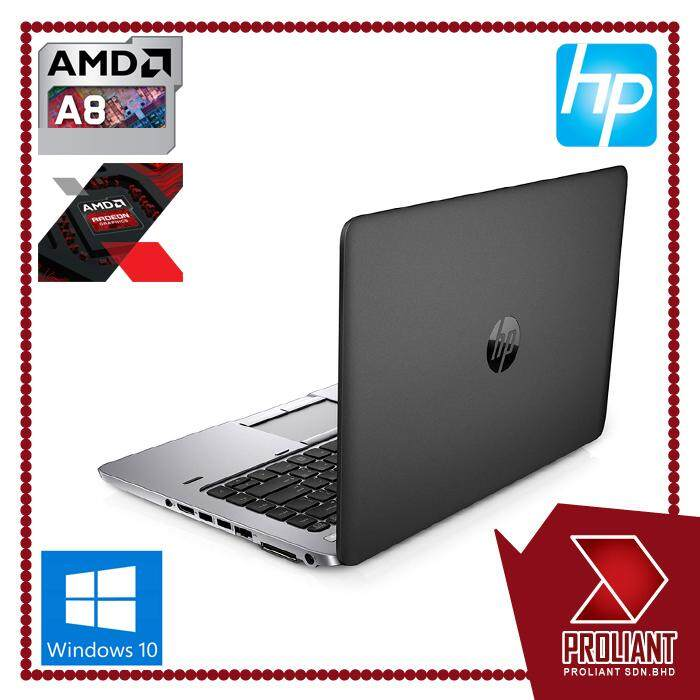 HP ELITEBOOK 745 G2 [ AMD A8-QUAD CORE 8GBRAM 500GB HDD AMD RADEON ] Malaysia