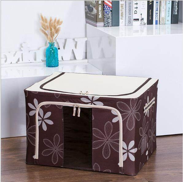 66l Portable Storage Box Organizer Non Woven Underbed Pouch Storage Bag By Lv Solution.