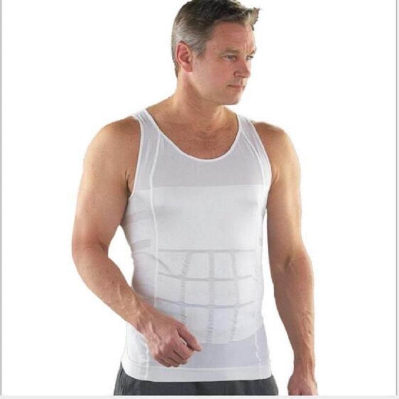 Slimming Underwear Body Shaper Waist Cincher Corset Men Shaper Vest Body Slimming Tummy Belly Waist Slim