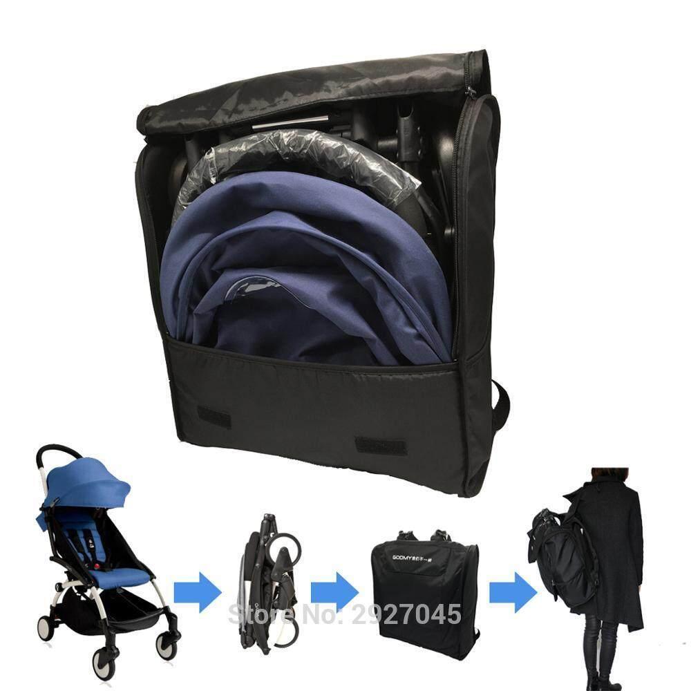 210accf858 Universal Baby Stroller Accessories Storage bag travel bag Pram knapsack  stroller backpack for Babyzenes Yoyo Yoya