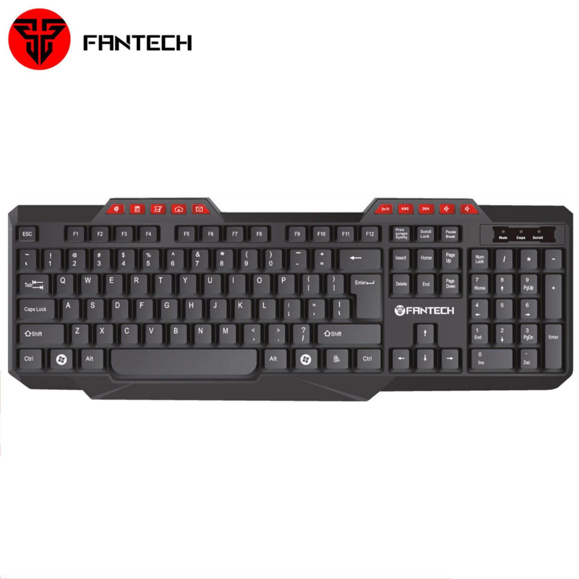 Basic Keyboards For The Best Prices In Malaysia Keyboard Laptop Acer Aspire E1 421 421g 431 431g 471 Fantech Sp16 K210 Multimedia Office 114 Key Wired Usb 20 Pc