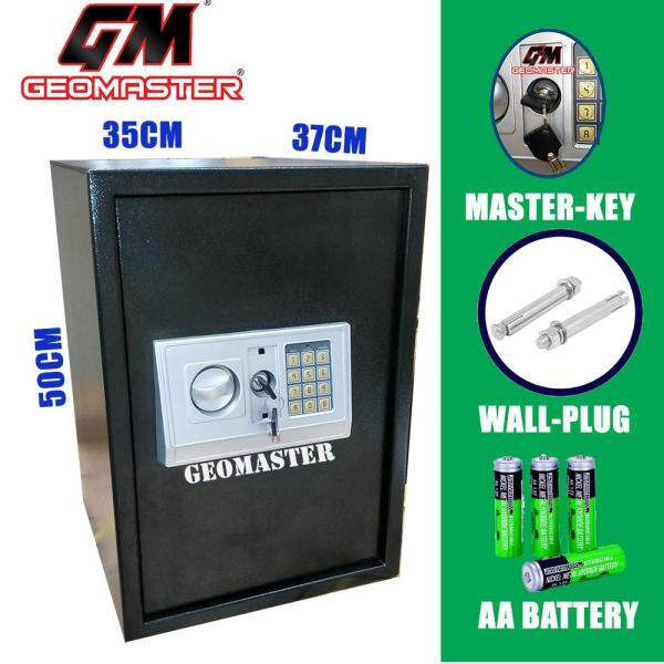 DIGITAL SAFE BOX -ELECTRONIC SAFETY BOX SAFE BOX GM50EK