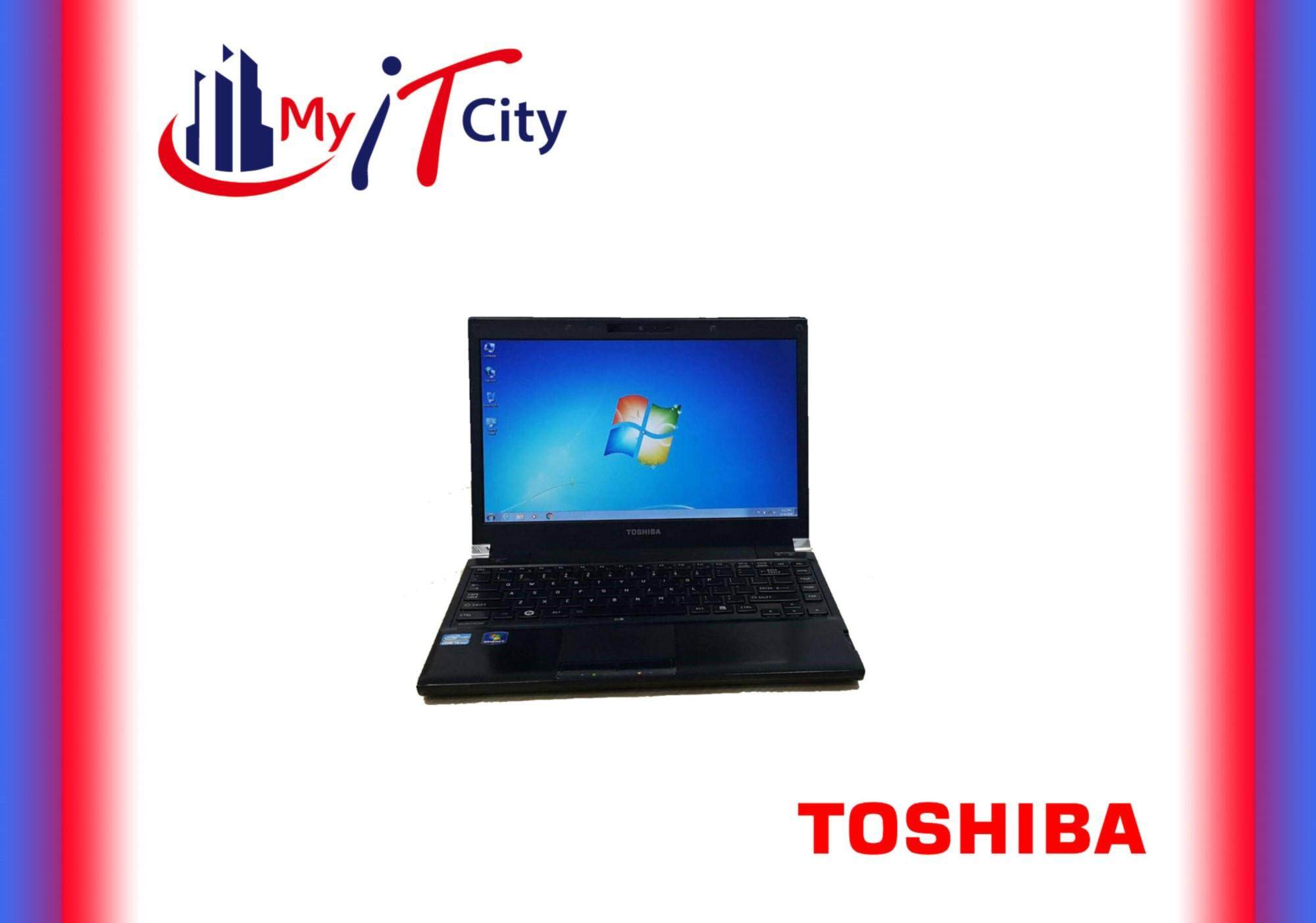 (Refurbished) Toshiba Protégé R830 Laptop - i5 / 4G / SSD Malaysia