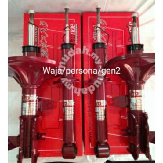 Proride Absorber Heavy duty 1 set Proton Waja/Gen2/Persona/Wira 1 6  1 8/Wira SE