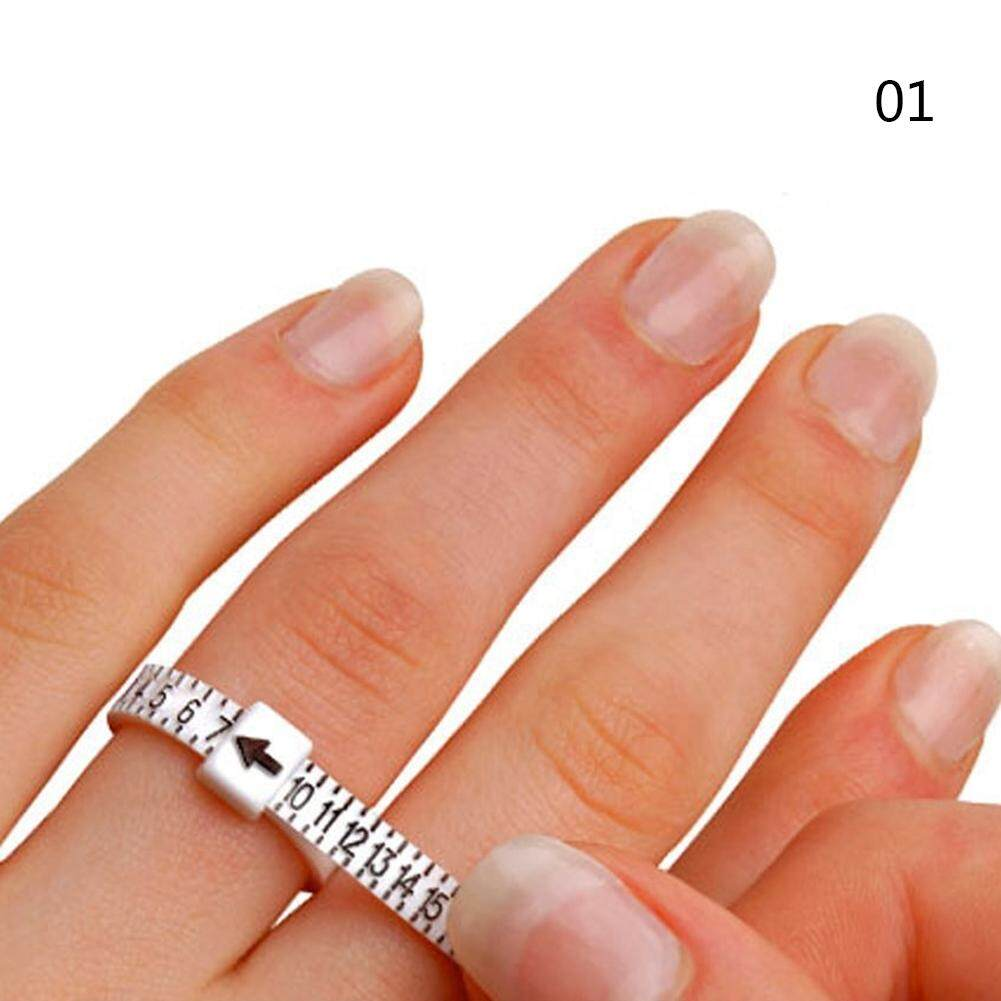 Ring sizer US Official British Finger Measure Gauge Men and Womens Sizes A-Z 1-17