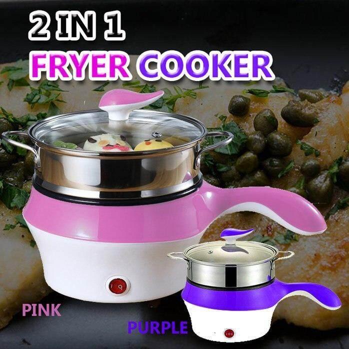 2 In 1 Fryer Cooker By F&as.