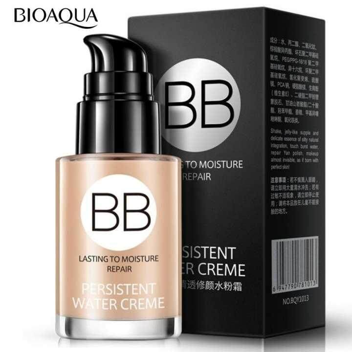 Bioaqua Super Wearing Bb Cream Concealer Long Lasting No Makeup Waterproof Moisturizing Brighten Foundation Natural Beauty 30ml By Avorea Official Store.