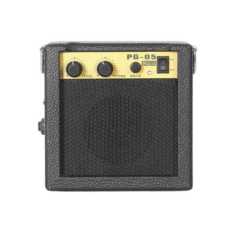 Top Sell E-WAVE PG-05 5W Portable Guitar Amplifier Guitar Amp With 3 Inches Speaker Malaysia